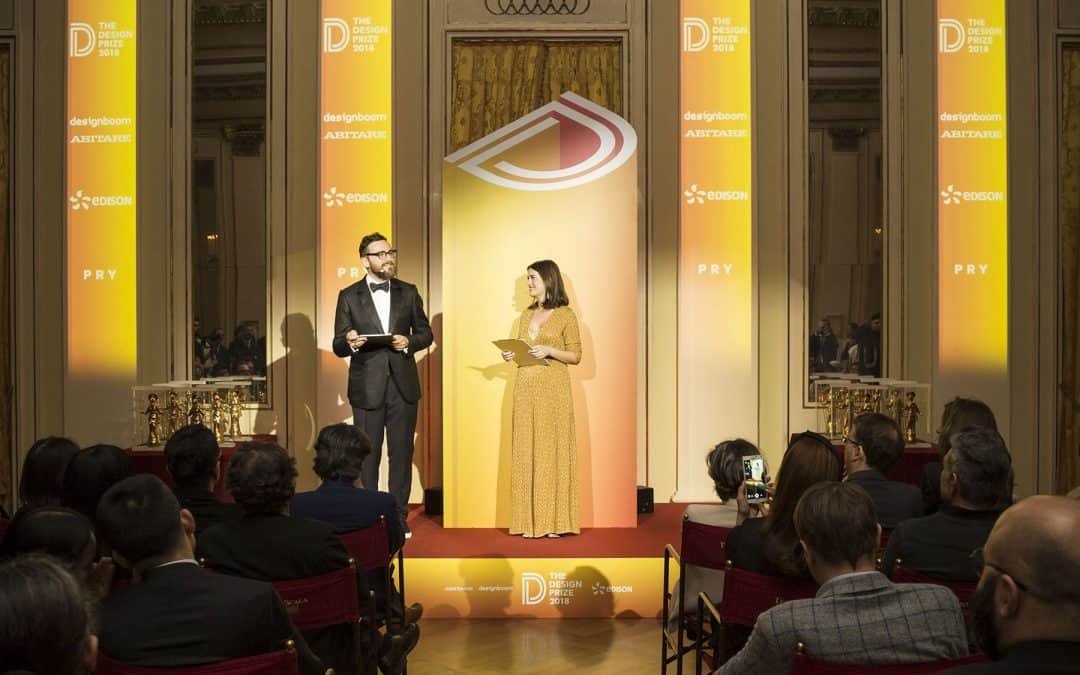 THE DESIGN PRIZE WINNERS 2018